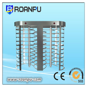 High Quality 304#Stainless Steel Automatic Full-High Roto Gates with CE &ISO (RAP-ST296)