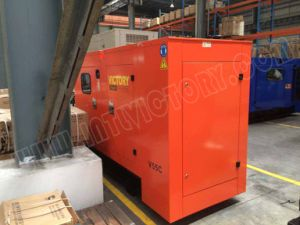 50kVA Ultra Silent Diesel Generator with Isuzu Engine for Home & Industrial Use pictures & photos