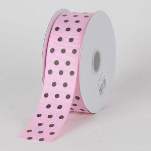 DOT Print Grosgrain Ribbon PRO-1 pictures & photos