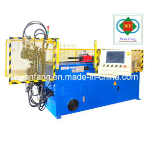 Chinese Automatic CNC Pipe Bending Machine Wfcnc-10X1.25