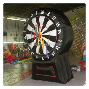 Popular Sport Game Inflatable Dart Board Cheap Price pictures & photos