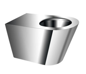 Stainless Steel Toilet (JN49121A)