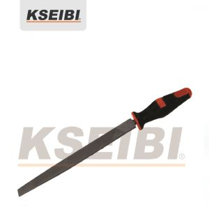 Hand Tools Steel Hand Files with Handle - Kseibi pictures & photos