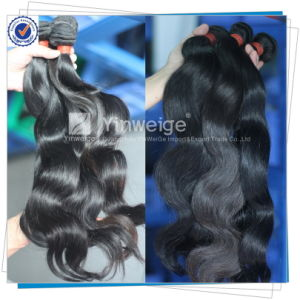 100% Mongolian Virgin Remy Hair Extensions Body Wave (MH-5A-BW)
