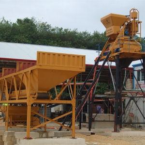 35m³ /H Hopper Lifting Concrete Mixing Plant pictures & photos