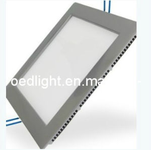 Square LED Panel Light 18W 225*225mm with CE RoHS for Shop Home Lights