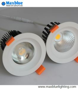 20W CREE COB LED Ceiling Downlight with Cutting Hole 125mm pictures & photos
