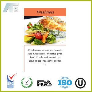 Fresh Food Packaging Aluminium Foil Material