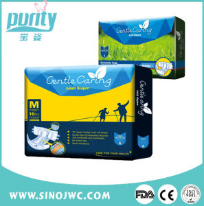 Cheap Printed Cartoon Adult Diaper Manufacturer in Taiwan pictures & photos