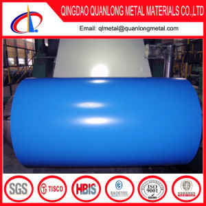 Ocean Blue Prepainted Galvanized Steel Coil for Roofing pictures & photos