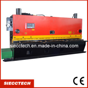 Metal Plate Hydraulic Shearing Machine pictures & photos