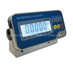 Weighing Indicator for Floor Scale pictures & photos
