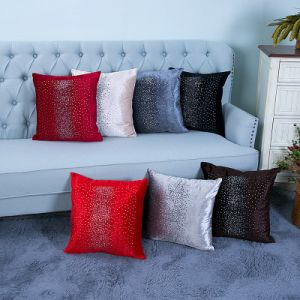 Diamond Ironing Decorative Cushion/Pillow (MX-26) pictures & photos