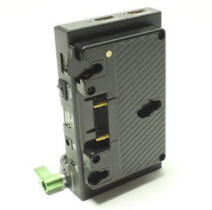 5D2 Lanparte Anton Bauer / a Mount Baterry Pinch and HDMI Spliter