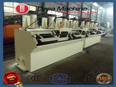 High Recovery Rate Flotation Machine Used for Copper, Gold, Lead and Zinc Ore pictures & photos