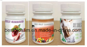 Rapidly Slimming Abdomen Smoothing Mix Fruit New Bottle Weightloss Capsules pictures & photos