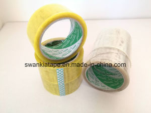 Acrylic High Adhesion BOPP Gummed Tape pictures & photos