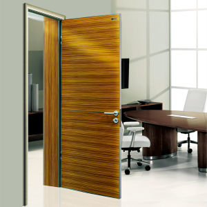 Two Leaf Door, Price Door, Solid Teak Wood Doors pictures & photos