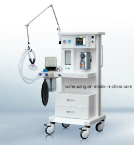 Anesthesia Machine with Large Colored LCD, CE pictures & photos