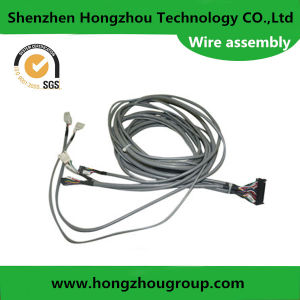 China Custom Cable Assembly From ISO SGS Factory pictures & photos