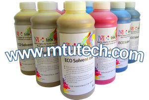 Eco Solvent Ink for Epson Printer pictures & photos