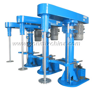 Liquid Mixing Machine, Powder Mixing Machine, Mixer Equipment, Various Mixers pictures & photos