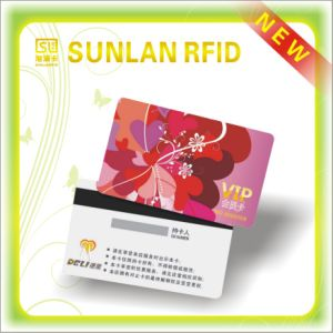 2017 New RFID Card with Magnetic Stripe pictures & photos