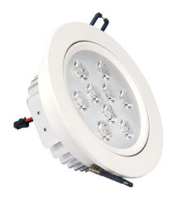 Long Service Life High Flux 9W LED Spotlight