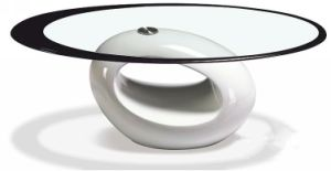 Nice Popular Tempered Glass Coffee Table pictures & photos