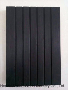 Strand Woven Bamboo Flooring, Outdoor Bamboo Flooring Deep Carbonized 18mm pictures & photos