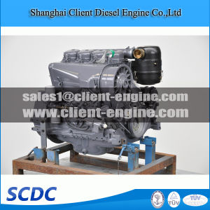 High Quality Air-Cooling Engine Deutz F4l912t Diesel Engines pictures & photos