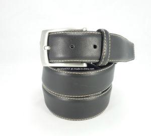 Classic Men′s Genuine Leather Belt (EU8019-35)