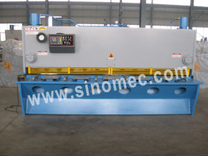 Guillotine Shear Machine / Cutting Machine / Hydraulic Shear Machine QC12y-6X3200 E21 pictures & photos