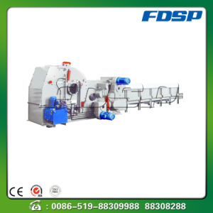 Large Output Drum Type Wood Cutter/Splitter pictures & photos