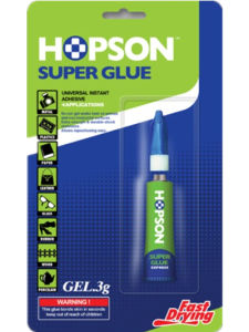 1PC/Card Aluminum Tube Super Glue Gel (HCA-G01) pictures & photos