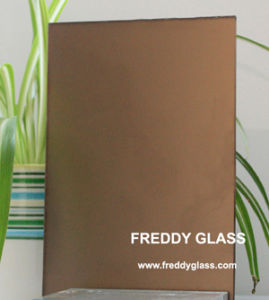 China 2-12mm Frosted Mirror/Color Frosted Mirror/Acid Etched ...