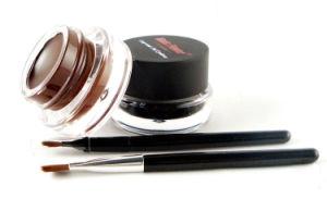 Music Flower Eyeliner Gel Black and Brown 2 Color/Set Best Waterproof Eyeliner pictures & photos
