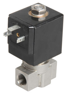 8mm Large Flow High Pressure Compact Solenoid Valve pictures & photos