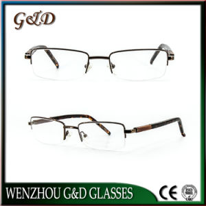New Metal Spectacle Frame Glasses Optical Eyewear for Man pictures & photos