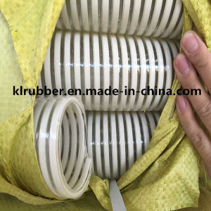 High Quality Spiral Reinforced PVC Discharge Hose pictures & photos