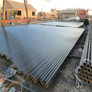 Od168mm X 6mm Surface Painted ERW Steel Pipe pictures & photos