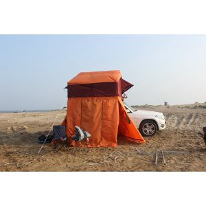 4X4 Canvas Fibric Best Quality Roof Top Tent Wholesale pictures & photos