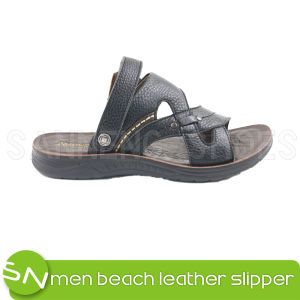 Comfortable Mens Leather Sandal (SNS-05009) pictures & photos