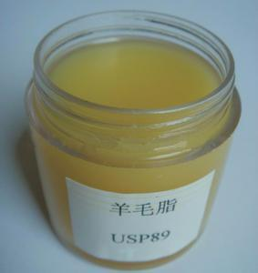 High Quality Lanolin Anhydrous USP Ep Elp Grade