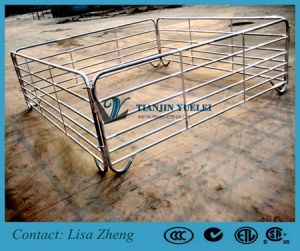 Heavy Duty Galvanized Farm Fence/Cattle Panels/Gate Panels/Loading Ramp pictures & photos