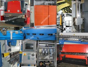 CNC Press Brake / Press Brake Machine / Hydraulic Press Brake We67k-160t/3200 pictures & photos