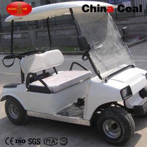 2 Seat Solar Golf Cart pictures & photos
