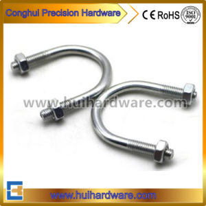 High Tensile U-Shaped Bolt and Nuts, U Bolts Manufacter pictures & photos