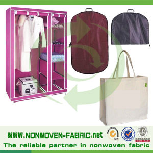 100% PP Spunbond Nonwoven Fabric Use for Suit Bag pictures & photos