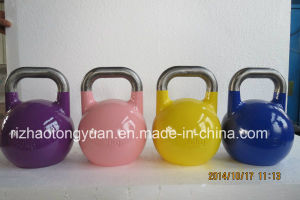 Steel Competition Kettlebell pictures & photos